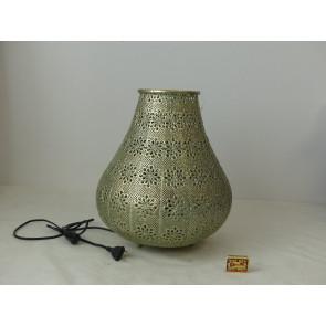 Lampa kovová 34x34x47cm OO