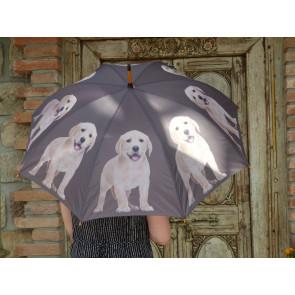 Deštník labrador světlý TT
