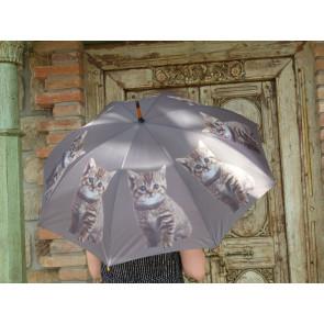 Deštník s kočkou TT