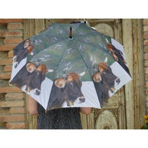 Deštník s krávou TT