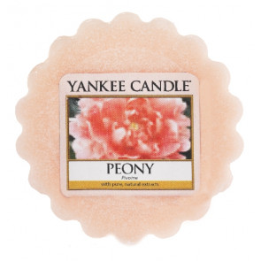 YANKEE CANDLE vosk - PEONY 22g