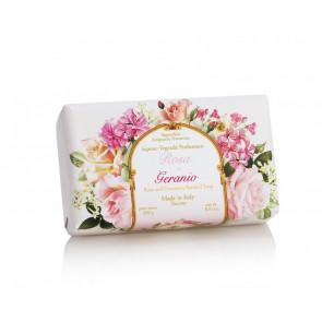 Dárkové mýdlo- Růže a muškát 250g