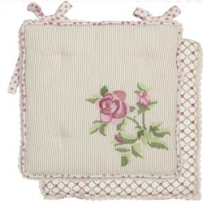 Sedák pěnový 40x40cm - Elegant Rose
