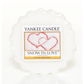 YANKEE CANDLE vosk - Snow in Love 22g