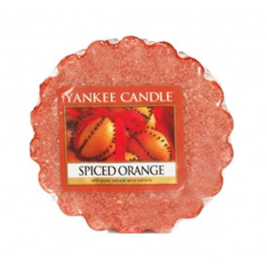 YANKEE CANDLE vosk - A Spiced Orange 22g