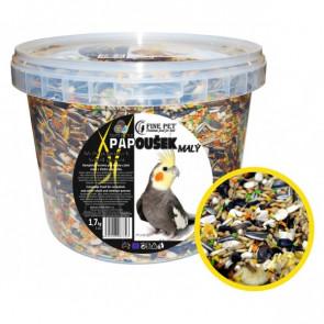 Fine pet - malý papoušek super mix 1,7kg