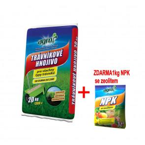 Hnojivo Agro Trávníkové 20 kg