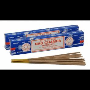 Vonné tyčinky Satay NAG CHAMPA Agarbatti