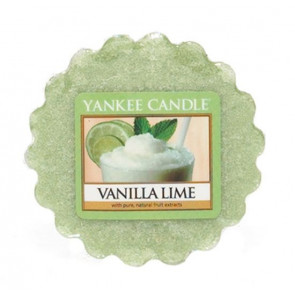 YANKEE CANDLE vosk - Vanilla Lime 22g