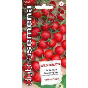 Dobrá semena Rajče tyč. - Wild Tomato (Divoké rajče) 40s