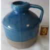 Váza modrá 16x15x17cm