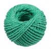 PP motouz 2 mm, 30 m, zelená barva